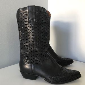 Nine West Western Boots